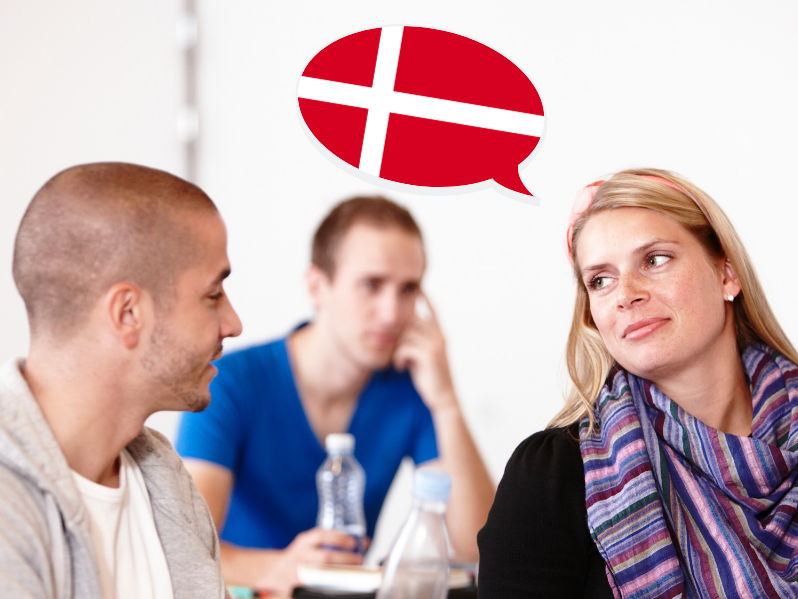 Who are danish people